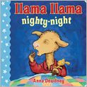 Book Cover Image. Title: Llama Llama Nighty-Night, Author: by Anna Dewdney