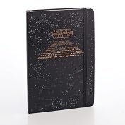 Product Image. Title: Moleskine Limited Edition Star Wars Pocket Plain Notebook