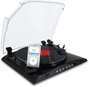 Product Image. Title: Ion Audio iProfile Vinyl to iPod Turntable