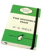 Product Image. Title: Penguin Notebook Small Invisible Man