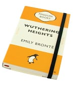 Product Image. Title: Penguin Notebook Small Wuthering Heights