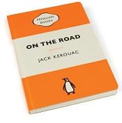Product Image. Title: On The Road Bound Lined Journal (5.75x8.25)