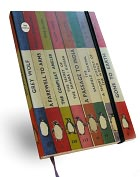 Product Image. Title: Classics Bookshelf Bound Lined Journal Medium (5.25x8.75)