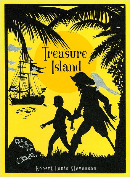 book reports on treasure island by robert louis stevenson The guy who invented pretty much everything we know about pirates is robert louis stevenson, in a little book called treasure island oh sure, stevenson mixes in a lot of real sea language, with his boatswains and coxswains and jibs and bowsprits.