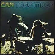 Tago Mago: 40th Anniversary Edition (CD) ~ Can Cover Art