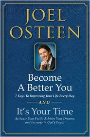 Joel Osteen - It's Your Time and Become a Better You Boxed Set