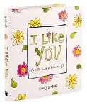 Product Image. Title: I Like You Little Gift Book