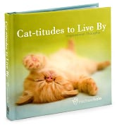 Product Image. Title: Cat-titudes to Live By