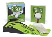 Product Image. Title: Desktop Golf Mini Kit
