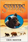 Book Cover Image. Title: Island of Shadows (Seekers:  Return to the Wild Series #1), Author: by Erin Hunter