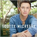 CD Cover Image. Title: Clear as Day, Artist: Scotty McCreery