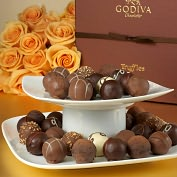 Product Image. Title: Godiva 36 Piece Truffle Assortment
