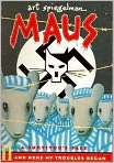 Book Cover Image. Title: Maus II:  A Survivor's Tale: And Here My Troubles Began, Author: by Art Spiegelman