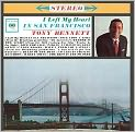 CD Cover Image. Title: I Left My Heart in San Francisco, Artist: Tony Bennett