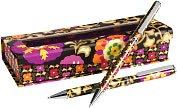 Product Image. Title: Vera Bradley Suzani Pen and Pencil Set