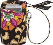 Product Image. Title: Vera Bradley Suzani All in One Wristlet (3x5.25x.75)