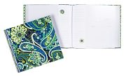 Product Image. Title: Vera Bradley Rhythm &amp; Blues Photo Album (9.25x8.75)
