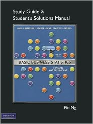 Student Solutions Manual for Basic Busi...
