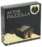 Astor Piazzolla   Wallet Box (LOSSY Mp3 VBR Classic   10 CD Boxset) preview 0