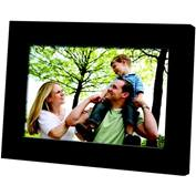 Product Image. Title: Coby Widescreen Photo Frame 7 Inch