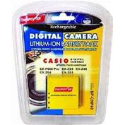 Product Image. Title: DigiPower BP-BCF10 Digital Camera Battery