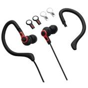 Product Image. Title: New Balance 2-in-1 Sport Earbuds with Removable Ear Hooks