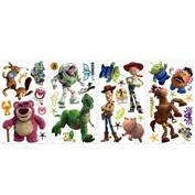 Product Image. Title: Toy Story 3 Peel & Stick Wall Decals