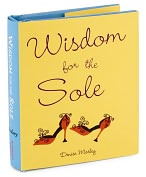Product Image. Title: Wisdom for the Sole Little Gift Book