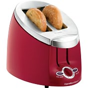 Product Image. Title: Hamilton Beach Ensemble 22002 Two Slice Toaster