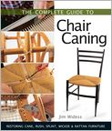 Book Cover Image. Title: The Complete Guide to Chair Caning:  Restoring Cane, Rush, Splint, Wicker & Rattan Furniture, Author: by Jim Widess