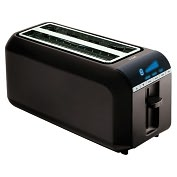 Product Image. Title: WearEver Digital 4 Slice Toaster