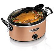 Product Image. Title: Hamilton Beach Stay or Go 33164 Slow Cooker