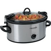 Product Image. Title: Crock-pot SCCPVL600-S Slow Cooker