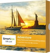 Product Image. Title: Adventure Gift Card - New York Edition