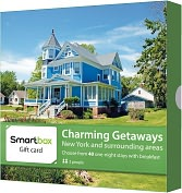 Product Image. Title: Charming Getaways Gift Card - New York Edition