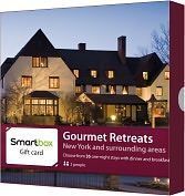 Product Image. Title: Gourmet Retreats Gift Card - New York Edition