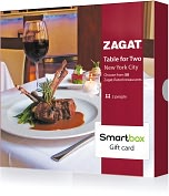 Product Image. Title: Zagat Table for Two Gift Card - New York Edition