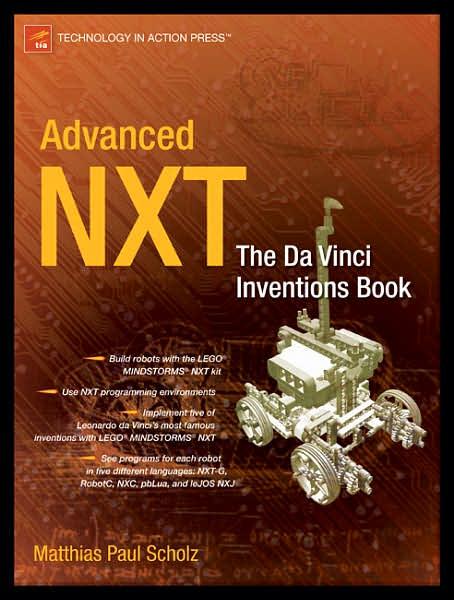 Advanced NXT The Da Vinci Inventions Book~tqw~ darksiderg preview 0