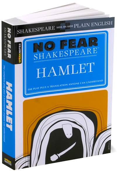 Hamlet (No Fear Shakespeare Series) book cover