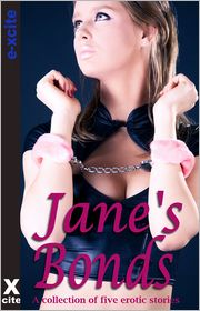 Cathryn Cooper, Paige Roberts, Sommer Marsden, Eva Hore, Miranda Forbes (Editor) Shanna Germain - Janes Bonds: A collection of five erotic stories