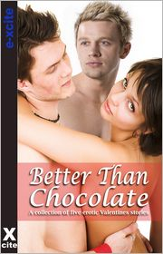Primula Bond, Lucy Felthouse, Roger Frank Selby, Izzy French, Miranda Forbes (Editor) Amelia Thornton - Better Than Chocolate: A collection of five erotic stories