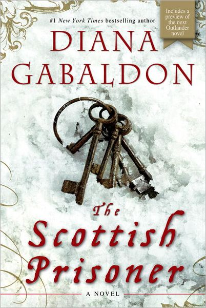 book cover of The Scottish Prisoner by Diana Gabaldon