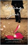 Book Cover Image. Title: Saving June, Author: by Hannah Harrington