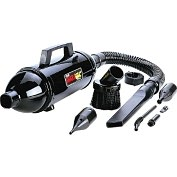 Product Image. Title: METRO Data Vac Pro MDV-1BAC Portable Vacuum Cleaner