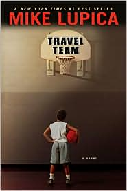 Travel Team by Mike Lupica: Book Cover