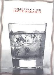 Holidays on Ice by David Sedaris: Book Cover