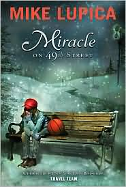 Miracle on 49th Street by Mike Lupica: Book Cover