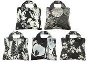 Product Image. Title: After Dark Reusable Tote Bags, Set of 5