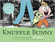 Knuffle Bunny by Mo Willems: Book Cover