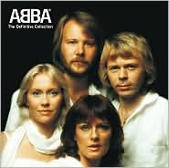 CollectionABBA CD Cover